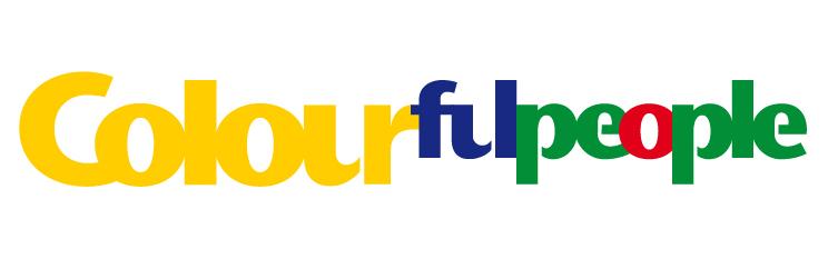 Logo Colourful People