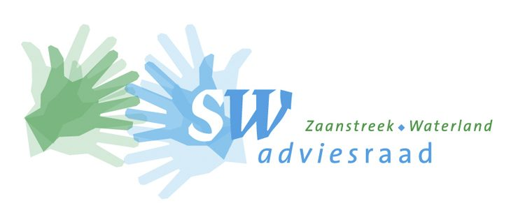 logo sw adviesraad zaanstreek waterland