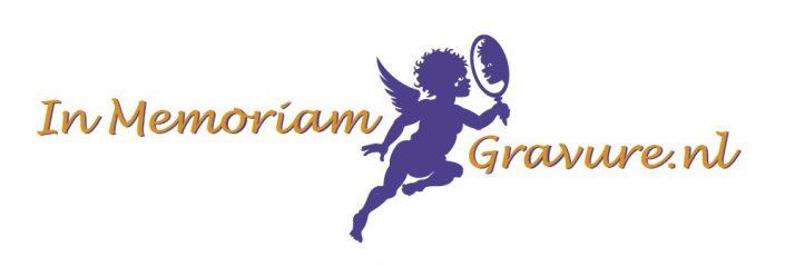Logo In Memoriam Gravure
