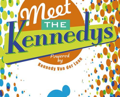 banner Kennedy Van der Laan event