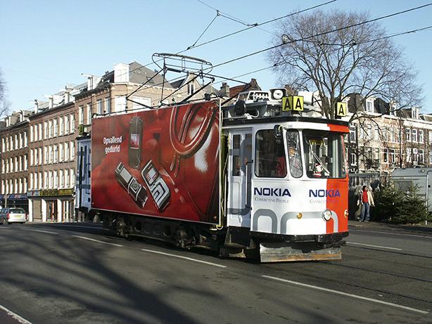 Tram Nokia