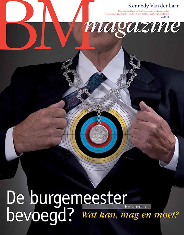 Magazine Kennedy Van der Laan