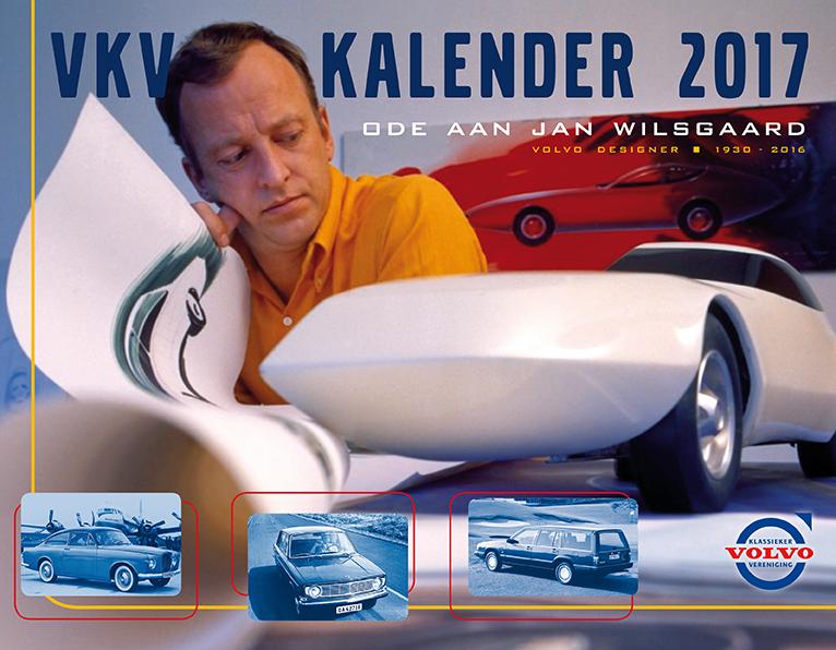 Kalender 2017 Volvo Klassieker Vereniging