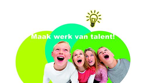 Mailing Maak werk van talent