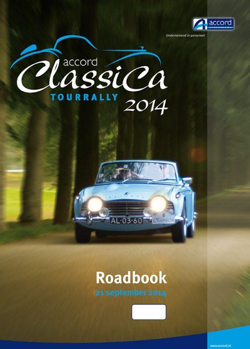 Cover roadblock Classica Accord