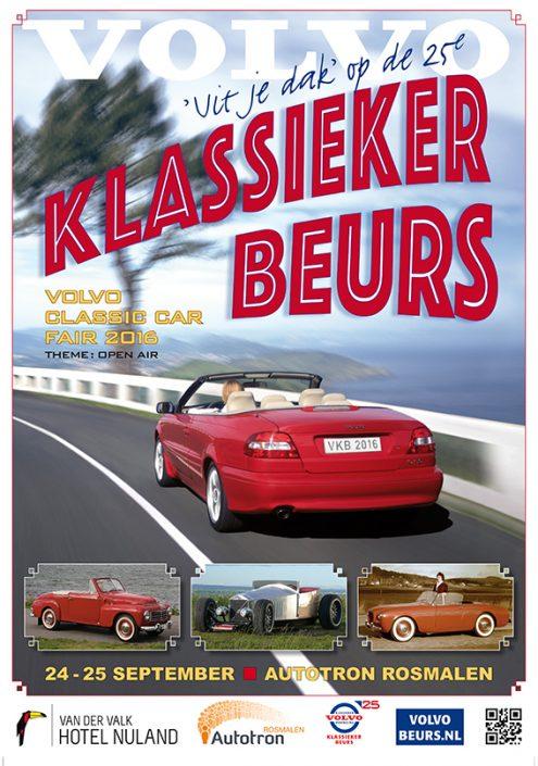 Poster Klassieker beurs 2016