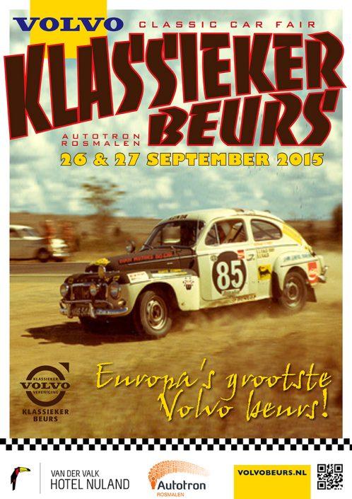 Poster Klassiekerbeurs 2015