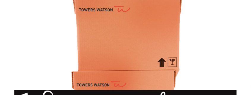 Verhuiskaart Towers Watson