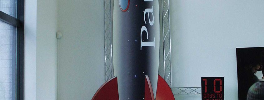 Raket Parc project KVdL